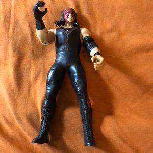 WWE Mattel 2013 Kane Super Strikers Wrestling